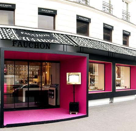 Fauchon, 24-26 place de la Madeleine, Paris