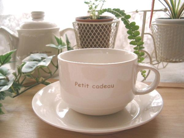 Coffe cup&saucer☆
