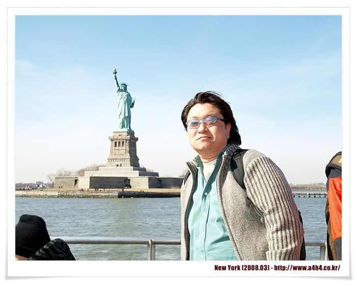 [뉴욕] 자유의 여신상, Pier17