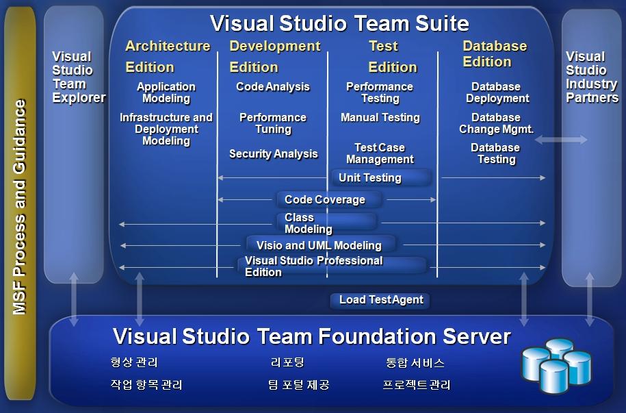 Visual Studio 2008 Team System