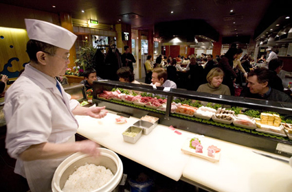 The Top Ten World's Most Expensive Sushi