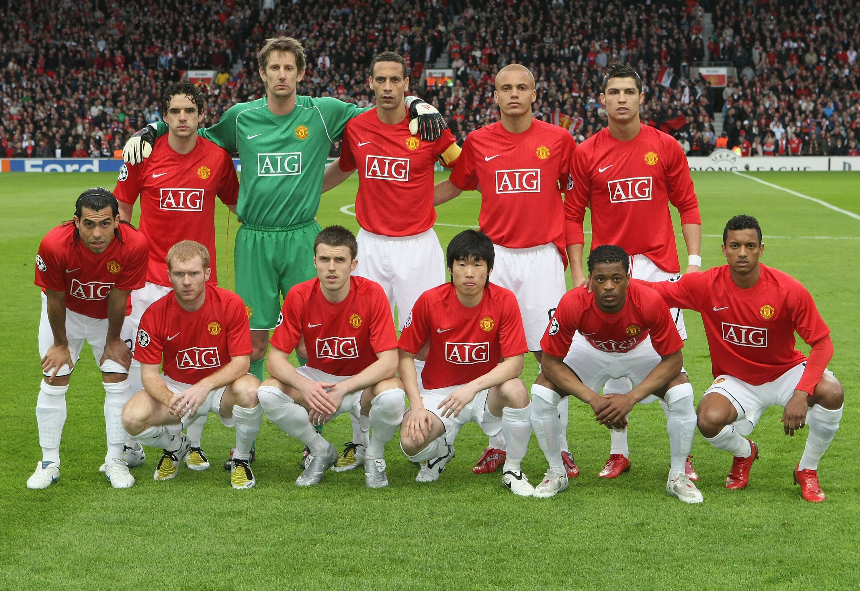 Park Ji-sung @ Manchester United 2010-2011 Thread [R] Part ...