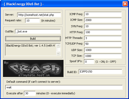 BlackEnergy screenshot