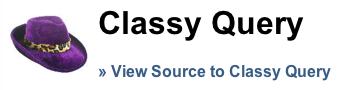 Classy Query