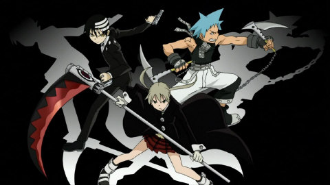 SOUL EATER Wallpaper for PSP 26