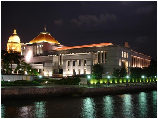 싱가폴 시청이었던가…