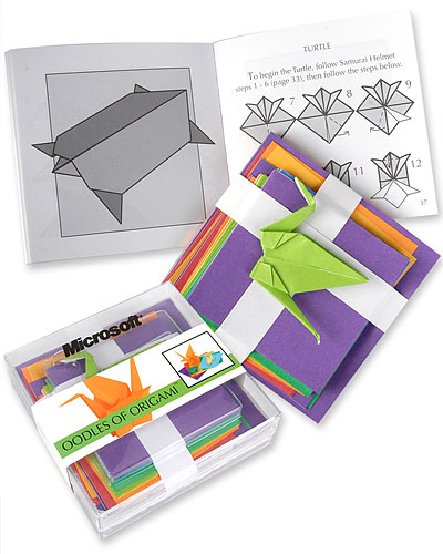 Microsoft Mini Origami Pack