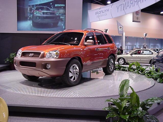 Hyundai HCD-4 (santafe)